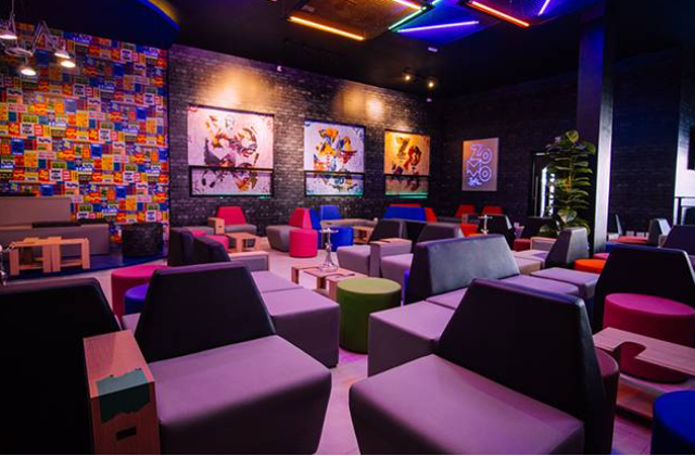 Zomo Zone Lounge-